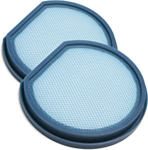 LTWHOME Hoover Windtunnel T-Series Washable Pre-Filters, Compare to Part # 303173001, 303172002, 902404001(Pack of 2)