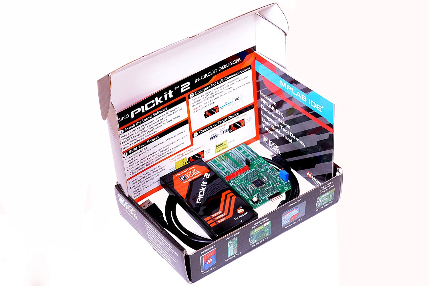 PICKIT 2 Debug Express Microchip Licensed NOT Clone: Amazon