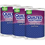Quilted Northern ALjdqM Ultra Plush Toilet Paper, 24 Supreme Rolls (2 Units)