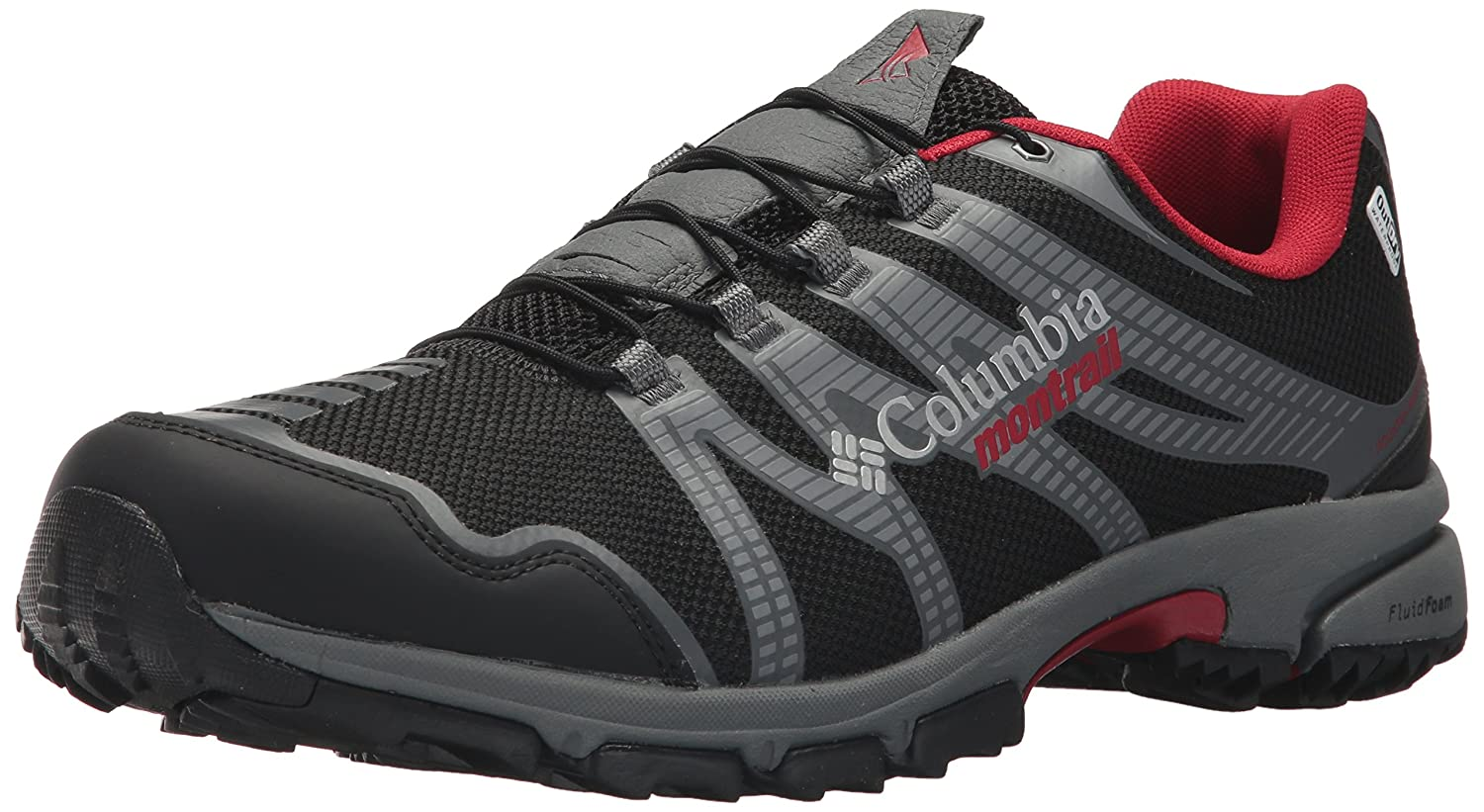 Columbia Montrail Men's Mountain Masochist IV Outdry Trail Running Shoe 1796021