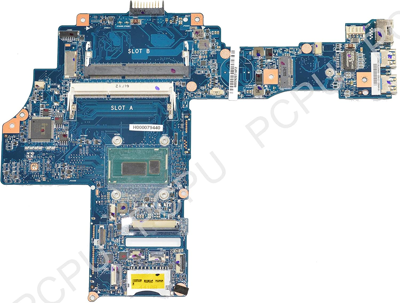 H000079440 Toshiba Satellite E45T-B4200 Laptop Motherboard w/ Intel i5-4210U 1.7GHz