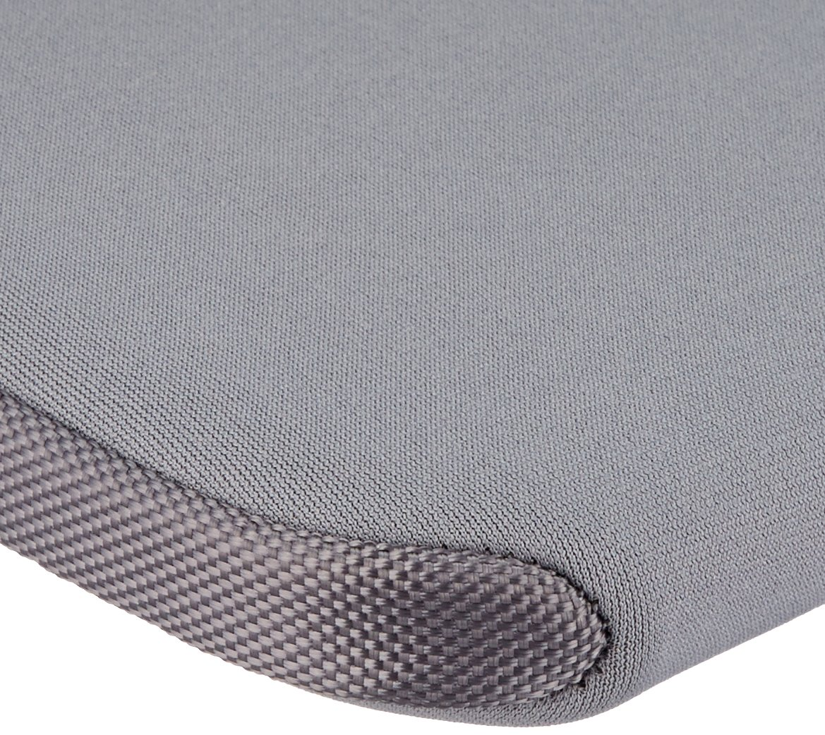 Basics 17.3-Inch Laptop Sleeve Light Blue