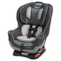 Graco Extend2Fit Convertible Car Seat | Ride Rear Facing Longer with Extend2Fit,...