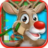 Shave Santa & Reindeer - Kids BarberShop & Beard & Haircut Games FREE