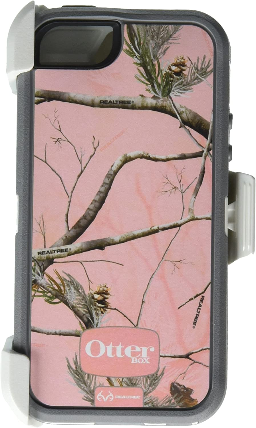 OtterBox Defender Series Case for iPhone 5 - Retail Packaging - AP Pink (Discontinued by Manufacturer)