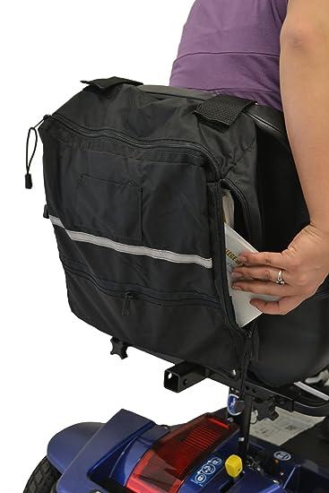 Amazon.com: Silla de ruedas Acceso lateral seatback Bolsa ...