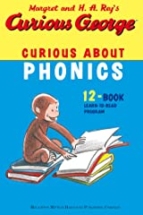 Curious George Curious About Phonics 12 Book Set Kindle Edition