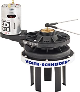 Graupner 2358 Propulsion Voith Schneider Amazon Fr Jeux Et Jouets