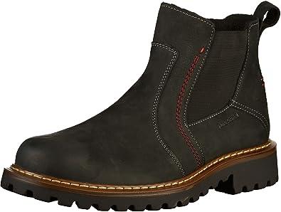 f812c376d7379 Josef Seibel Mens Chance 43 Leather Dealer Boots 21962 MA81 100 41 EU