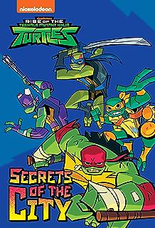 Ninja Power (Rise of the Teenage Mutant Ninja Turtles ...