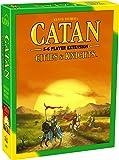Catan Expansion: Ciudades y caballeros, 3 - 4 Jugadores