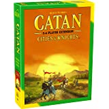 CATAN Cities and Knights Board Game EXTENSION allowing a total of 5 to 6 players for the CATAN Cities and Knights Expansion |