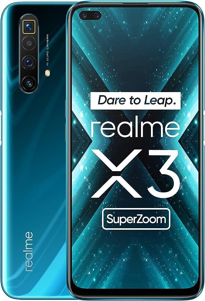 realme X3 Super Zoom - Smartphone 12GB RAM + 256GB ROM, Dual Sim ...