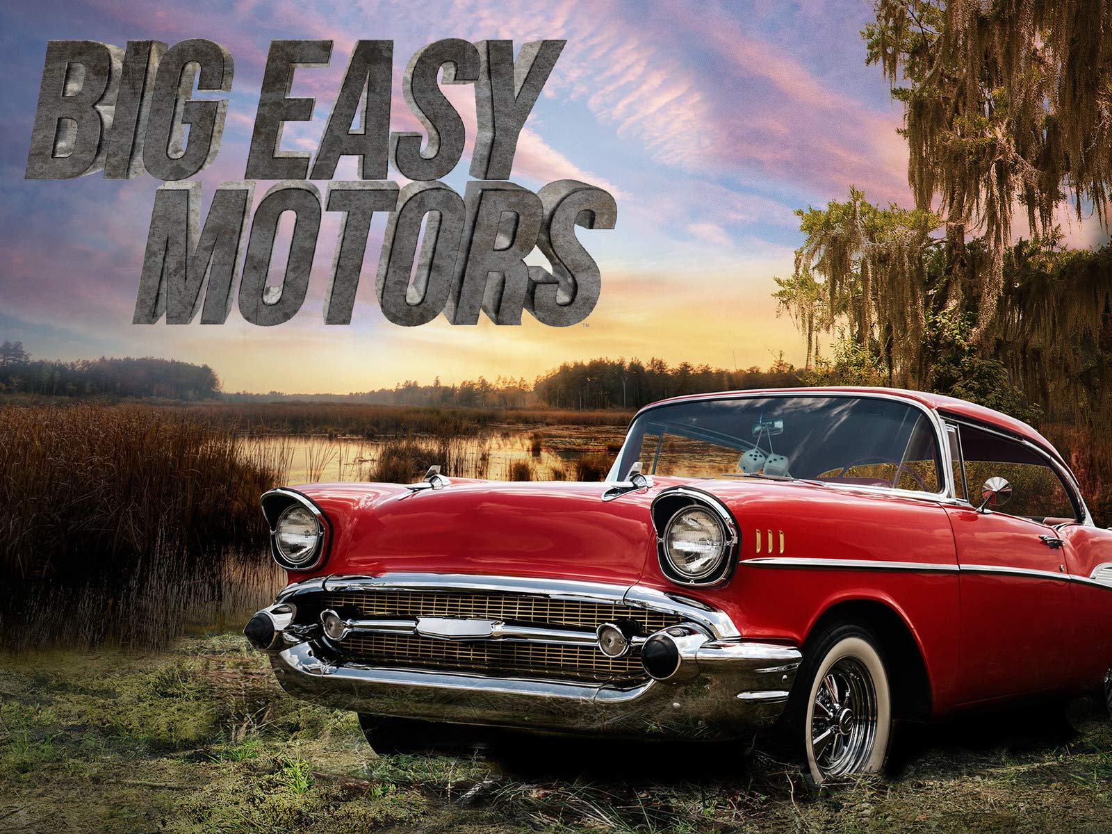 Big Easy Motors - Season 1