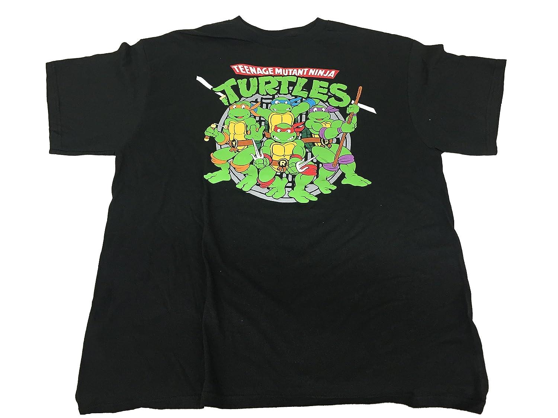 Amazon.com: Teenage Mutant Ninja Turtles TMNT Cast In Front ...