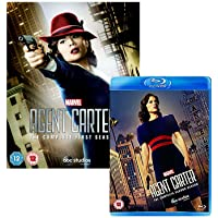 Marvel Agent Carter - Complete Season I and II - 2 Movie Bundling Blu-ray