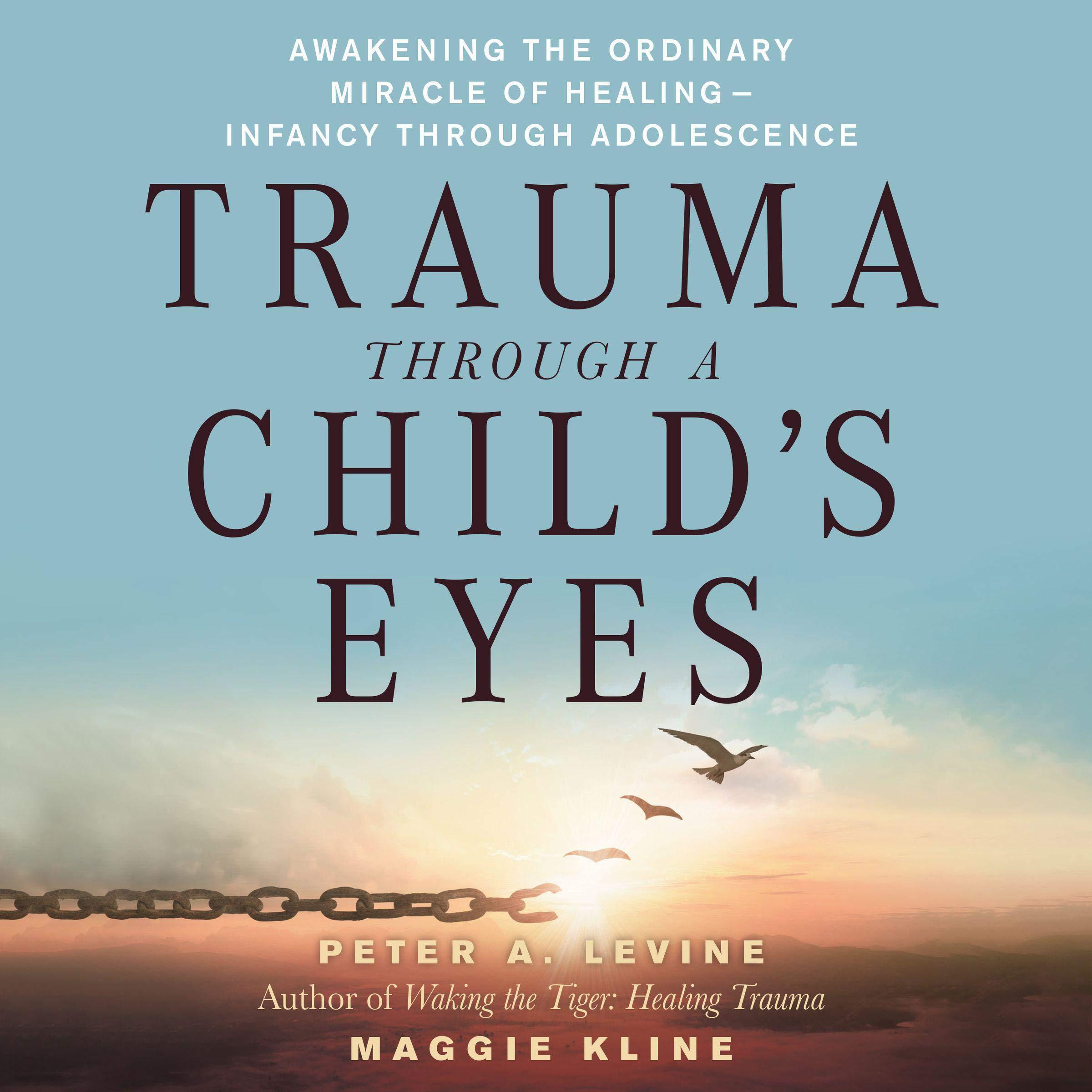 Trauma Through A Child's Eyes  Awakening The Ordinary Miracle Of Healing
