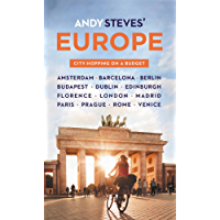 Andy Steves' Europe: City-Hopping on a Budget (English Edition)