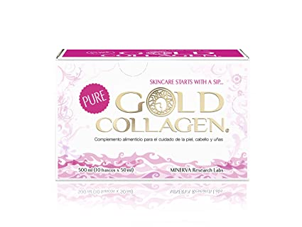 GOLD COLLAGEN PURE BEBIBLE 10X50ML.