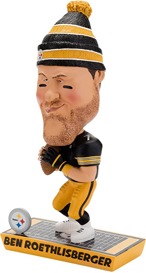 3b486889444 Image Unavailable. Image not available for. Color  Forever Collectibles NFL  Pittsburgh ...