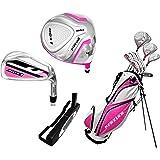Amazon.com : New Cobra Golf - Ladies Sapphire Complete Set ...