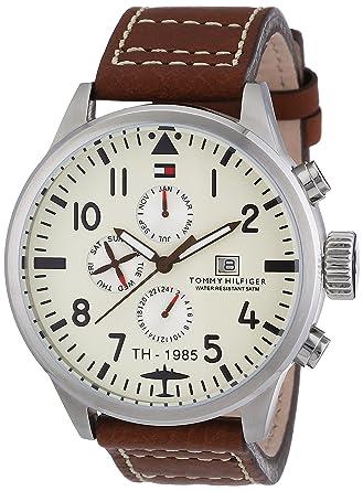 Tommy Hilfiger 1791126 Lederarmband Chronograph
