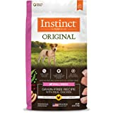 Instinct Original Small Breed Grain Free Recipe with Real Chicken Natural Dry Dog Food by Nature's Variety, 4 lb. Bag