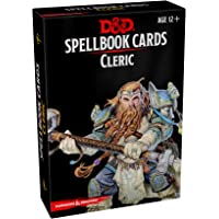 D&D Spellbook Cards: Cleric (Dungeons & Dragons, D&D)