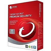 Trend Micro Premium Security, 2017, 10 Devices