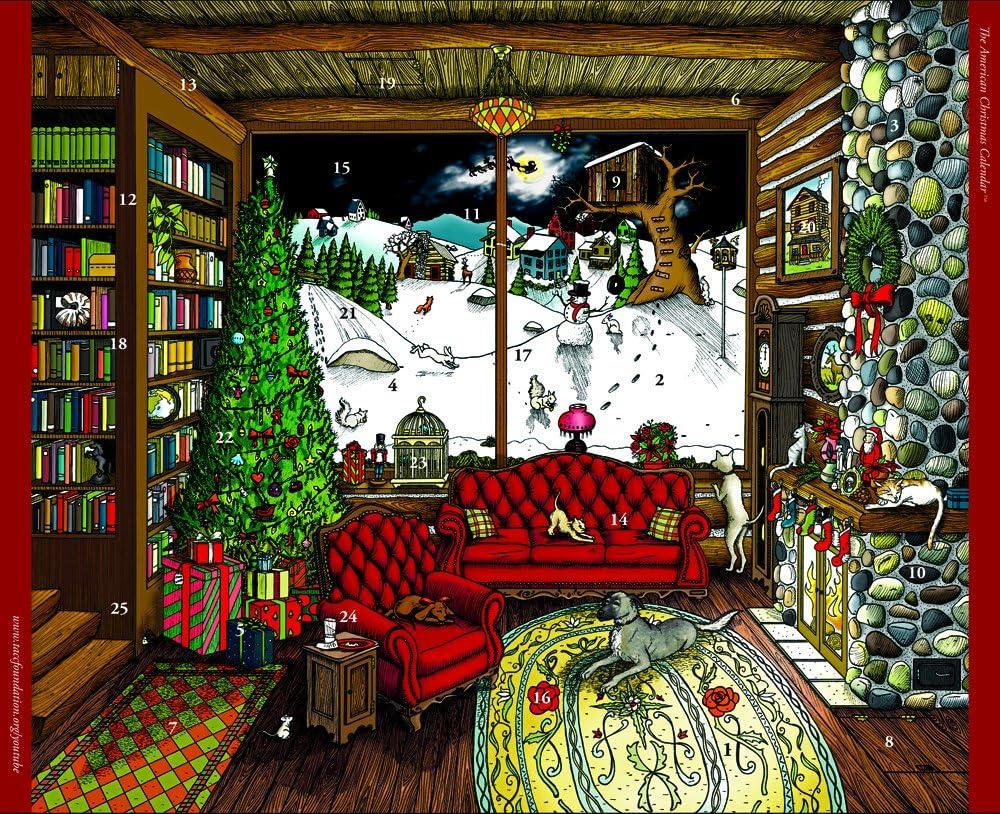 TACC Christmas Calendar | Advent Calendar