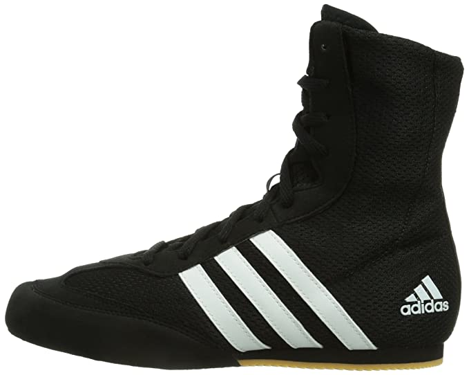 the best attitude d057a 5ccb2 Amazon.com adidas Box Hog 2 Junior Boxing Boots Shoes