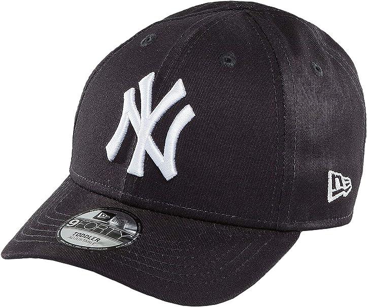 New Era Bambini Cappello Baseball Ny Yankees League Basic Regolabile 940