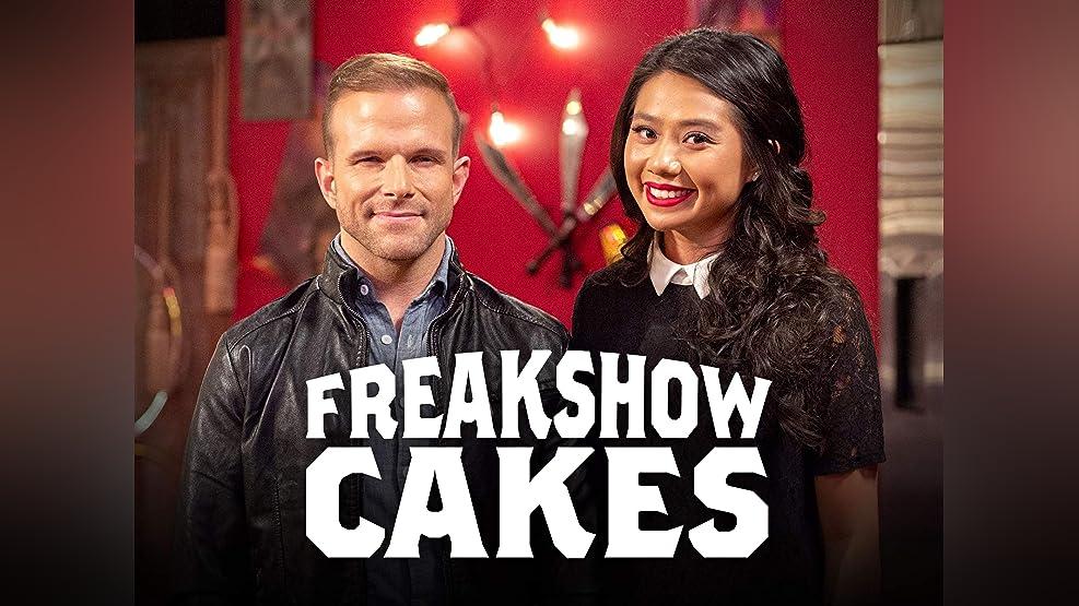 Freakshow Cakes - Season 1