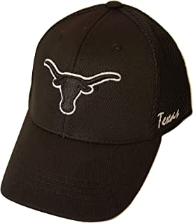 finest selection 68b0e 70297 Texas Longhorns Stretch One-Fit Youth Hat, Cap Size 6 1 2 -