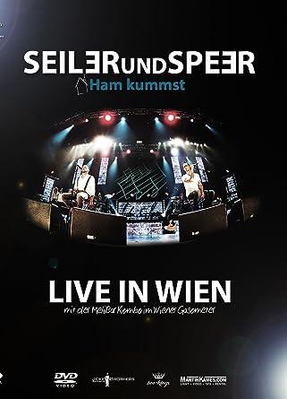 Seiler Und Speer Ham Kummst Live In Wien Dvd Amazonde Seiler
