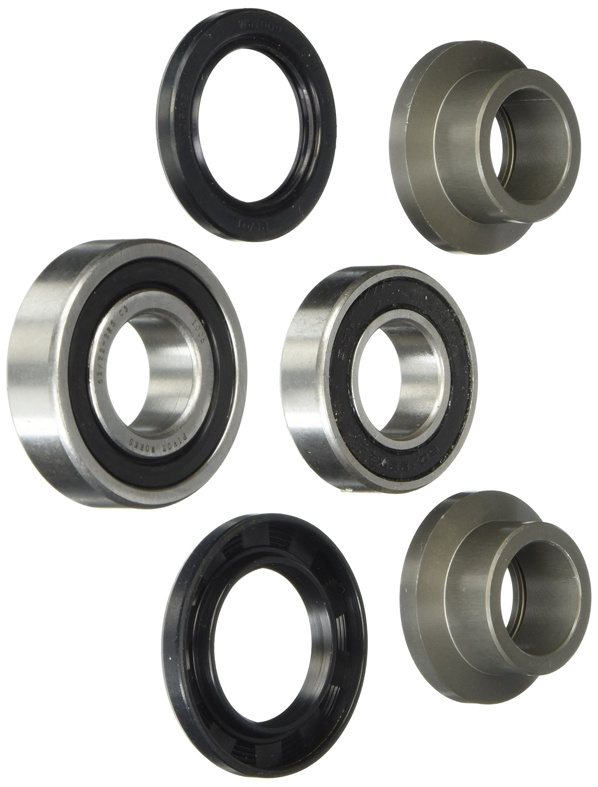 Pivot Works PWRWC-Y04-500 Rear Wheel Waterproof Collar Kit