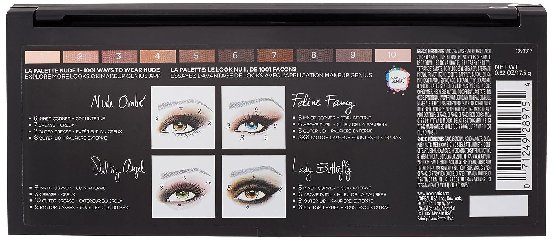 b02b8dd9218 Amazon.com : L'Oreal Paris Cosmetics Voluminous Miss Manga Rock Waterproof  Mascara, Blac : Beauty