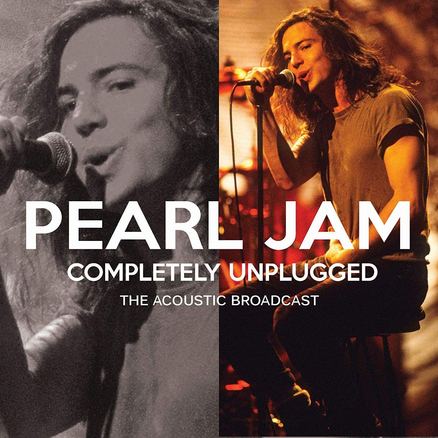 Completely Unplugged Pearl Jam Amazon Ca Music