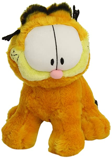 "Yoohoo 8.5"" Official Garfield Sitting Soft ..."