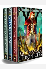 The Gods and Kings Chronicles: The Complete Epic Fantasy Series: A Wizard's Dark Dominion, The Guardian, The Guardian Stone Kindle Edition