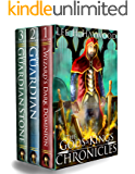 The Gods and Kings Chronicles: The Complete Epic Fantasy Series: A Wizard's Dark Dominion, The Guardian, The Guardian Stone