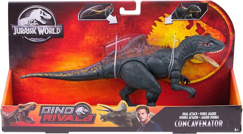 Jurassic World Dino rivales doble ataque concavanator-totalmente Nuevo