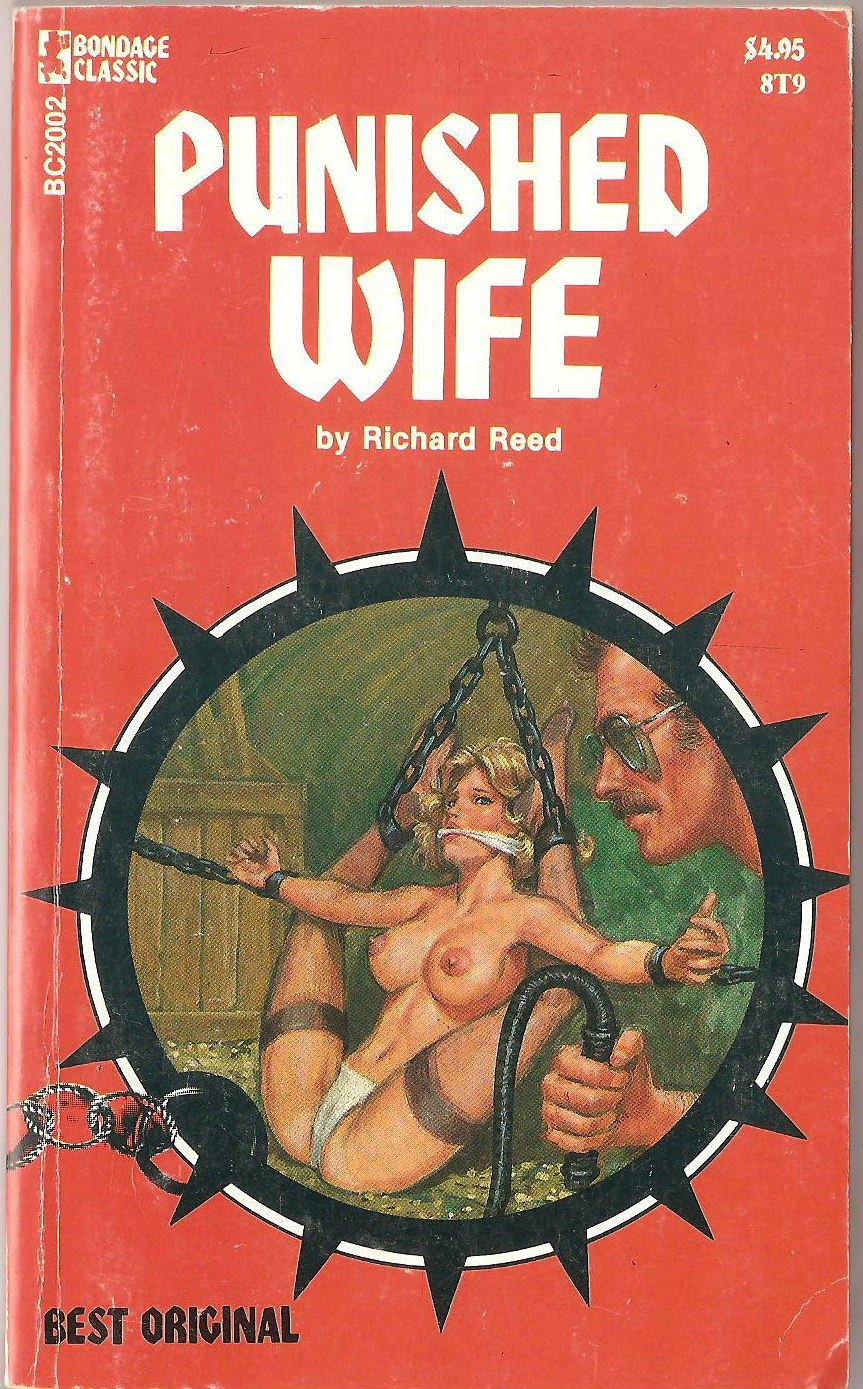 Punished Wife By Richard Reed, Greenleaf Classics Paperback – 1978