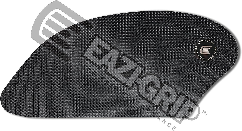 Eazi-Grip for a Suz Bandit 2007 Tank Grips in Black PRO