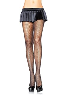 120bdbb71c78b Amazon.com: LYCRA GLITTER SEAMLESS FISHNET PANTYHOSE(BLACK/GOLD, ONE ...