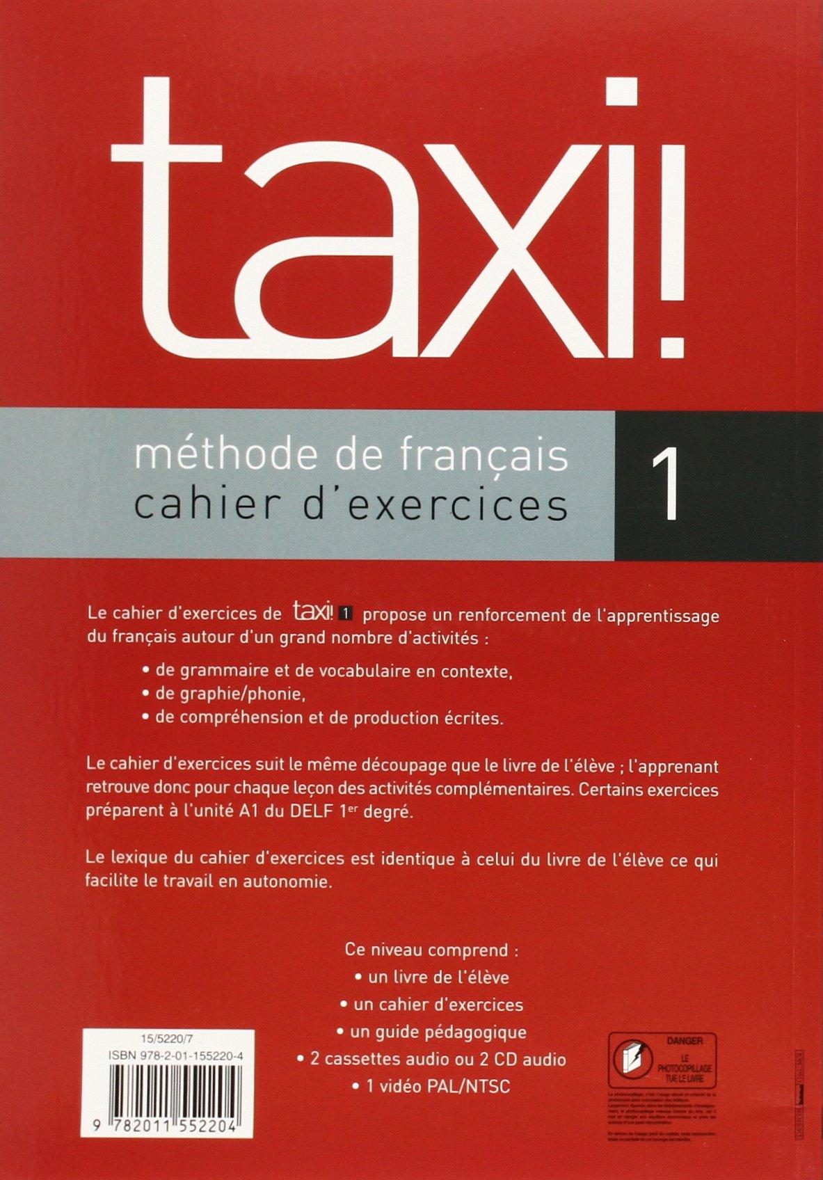 Le nouveau taxi 1 download pdf