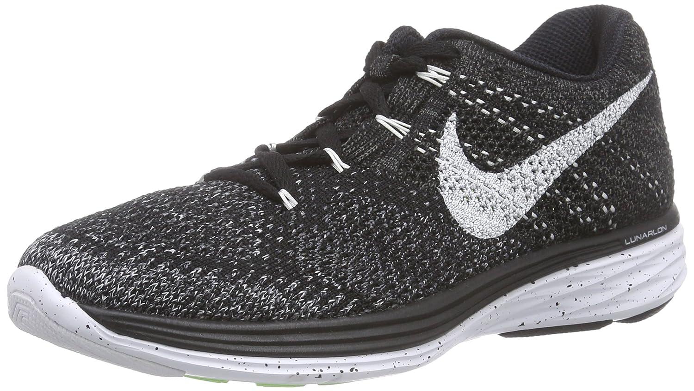 brand new dd0cf 8c313 Amazon.com  Nike Women s Flyknit Lunar3 Running Shoe  Nike  Shoes
