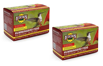 Audubon Park 1661 Hummingbird Food Nectar Powder