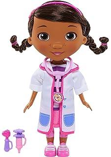 Disney Junior Doc McStuffins Toy Hospital Doc and Rhonda New Christmas Doll