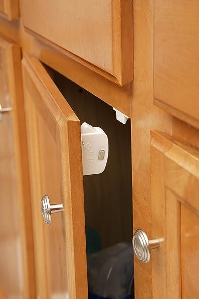 Lazy Susan Child Lock Beauteous Amazon Safety 60st Magnetic Locking System 60 Key And 60 Locks